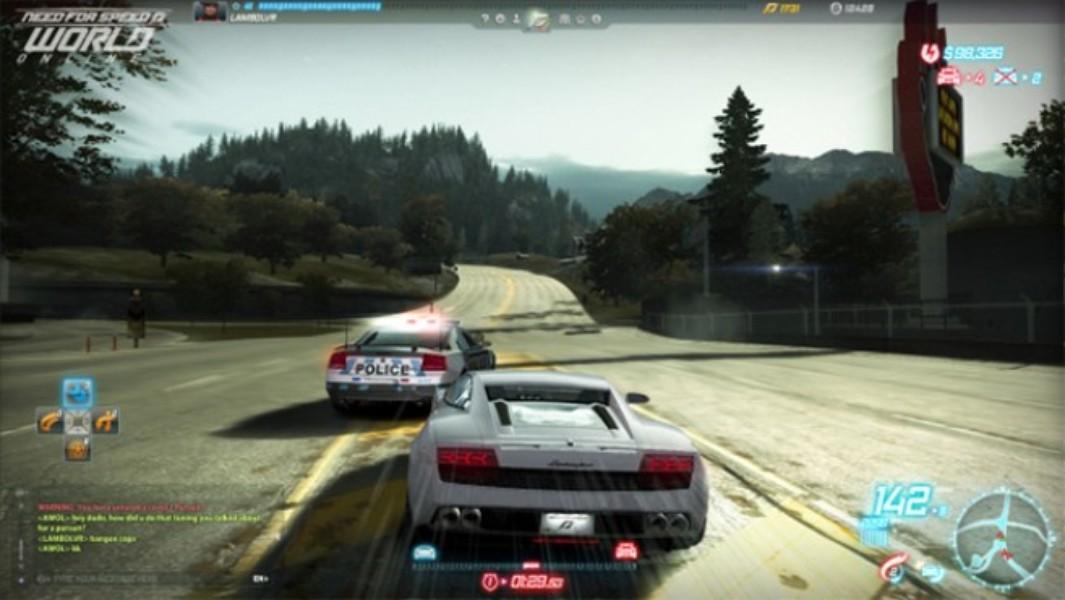 Resultado de imagem para Need for Speed World