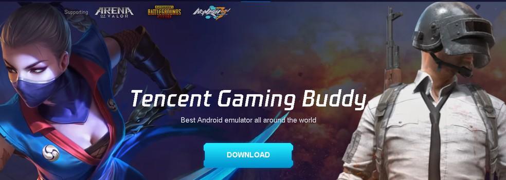 Como jogar Free Fire no PC com o Tencent Gaming Buddy