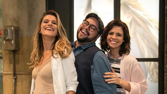 'Chapa Quente': elenco se despede da série em último dia de gravação da temporada