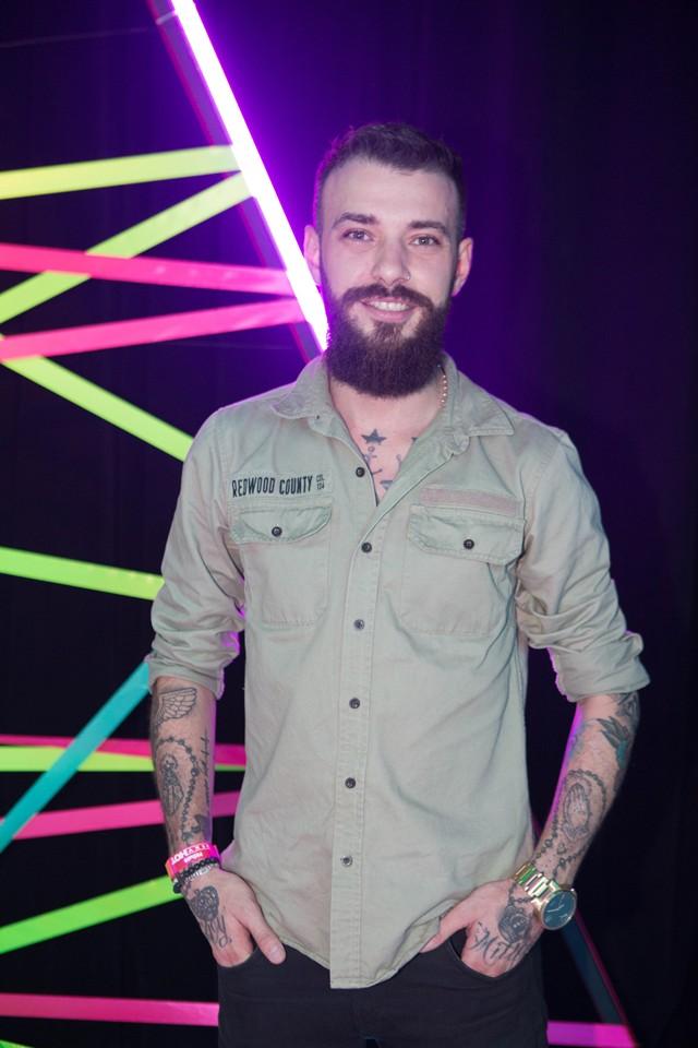 Titto Gomez, promoter que só atuou em dois filmes, mas recebeu duas indicações no Prêmio Sexy Hot (Foto: Ricardo Cardoso)