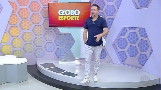 Globo Esporte MS - sexta-feira