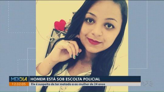 Homem é suspeito de matar mulher a facadas na Região de Curitiba, diz polícia