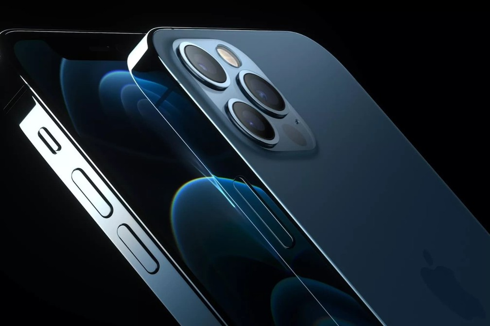iPhone 12 Pro. — Foto: Reprodução/Apple