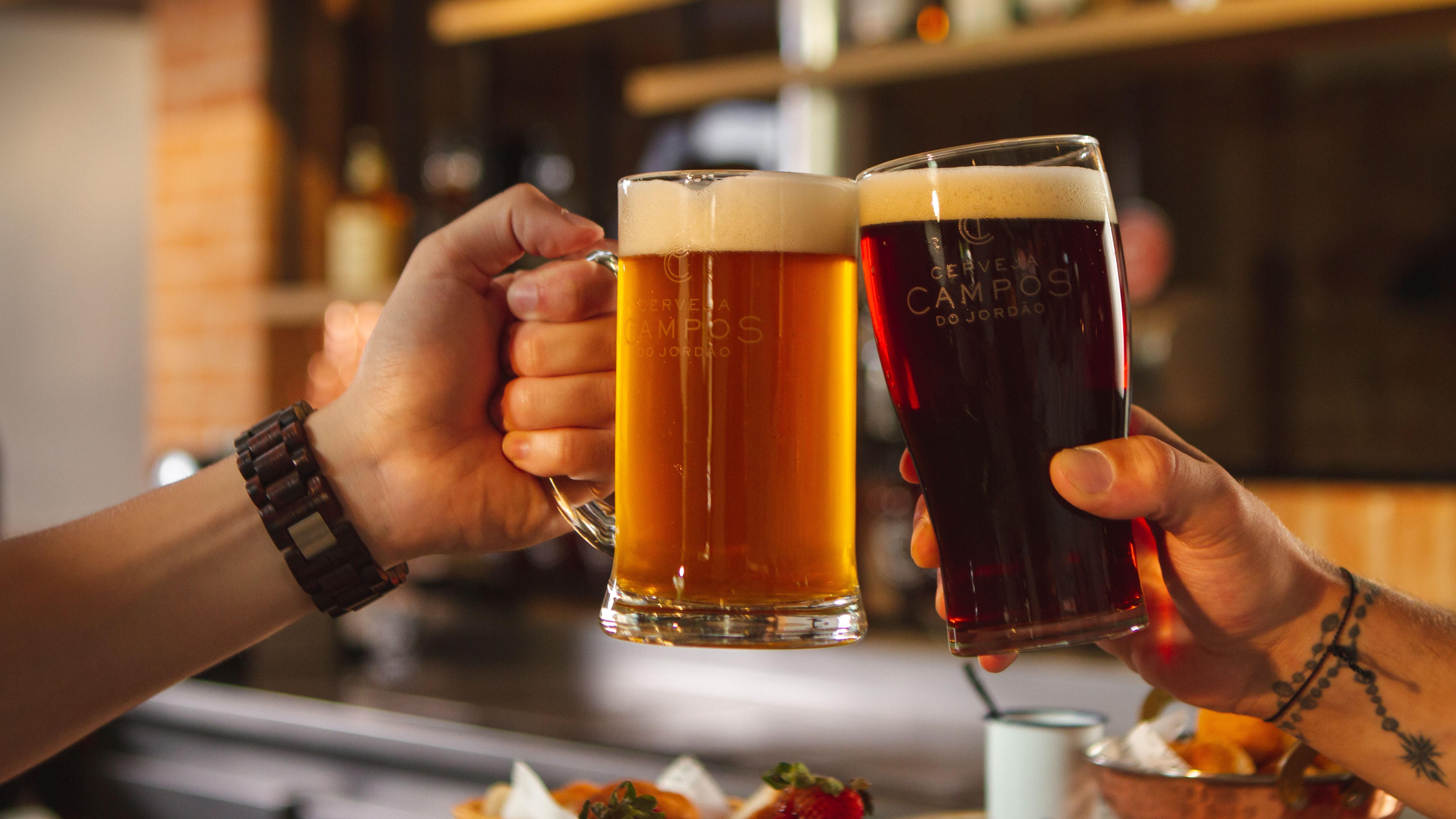 Uma história de amor entre o homem e a cerveja