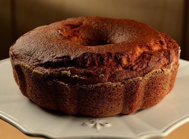 Receita de bolo inglês de cenoura (Foto: Divulgação)
