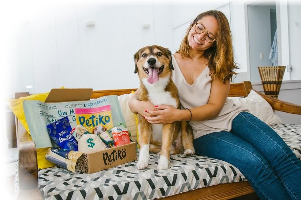 BOX.Petiko: clube de assinatura seleciona e entrega produtos exclusivos para cães e gatos — Foto: Divulgação/Petiko