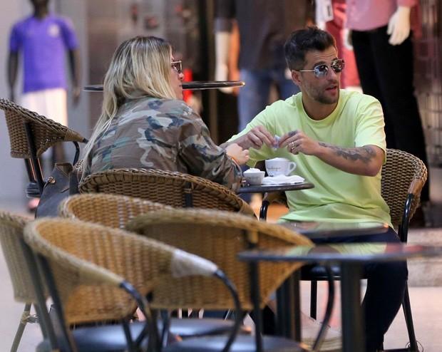 Bruno Gagliasso e Giovanna Ewbank   (Foto: André Freitas/Agnews)