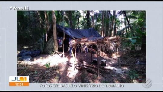 MTb resgata trabalhadores de situação análoga à escravidão em Novo Repartimento, no Pará