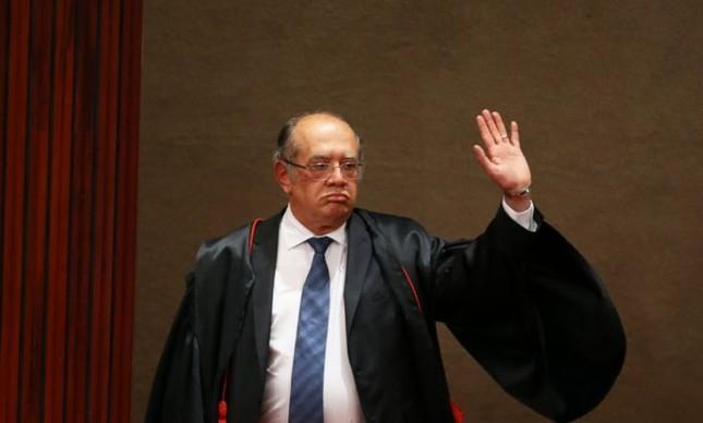 Gilmar Mendes, ministro do STF (Foto: Ailton de Freitas/30-6-2017)
