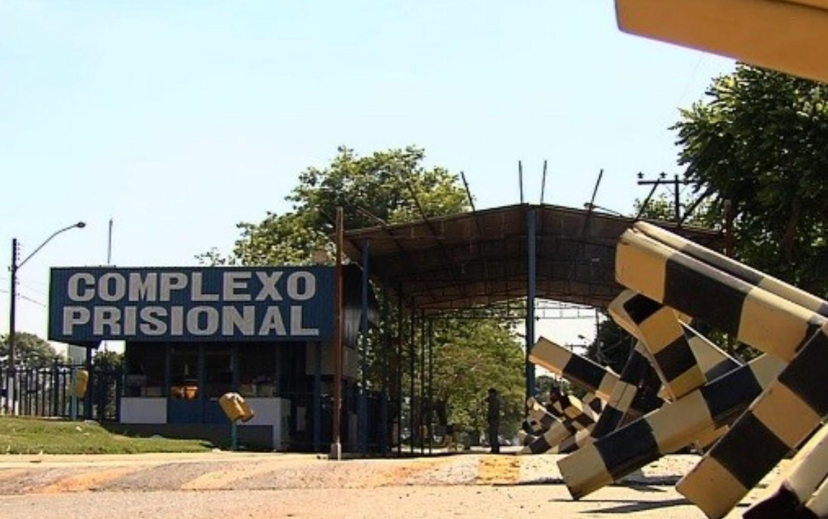 Em quatro dias, dois detentos do sistema penitenciário morrem com coronavírus, em Aparecida de Goiânia