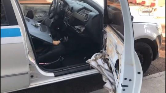 Homem é flagrado transportando maconha em fundos falsos de táxi do RS