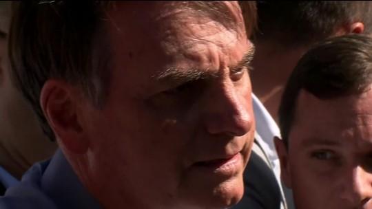 """Bolsonaro diz que Rodrigo Maia é """"pessoa importantíssima"""""""