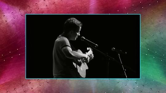 Rafael Cortez começou a estudar violão clássico aos 17 anos