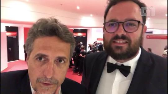 Diretores de 'Bacurau' comemoram conquista do Prêmio do Júri em Cannes