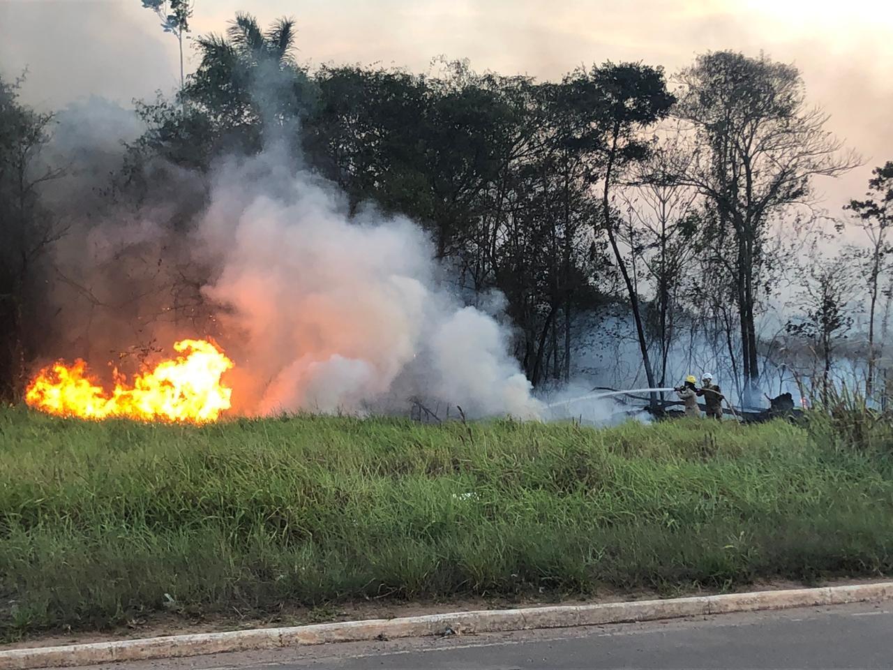 Acre registra maior número de focos de queimadas dos últimos 10 anos, aponta Inpe