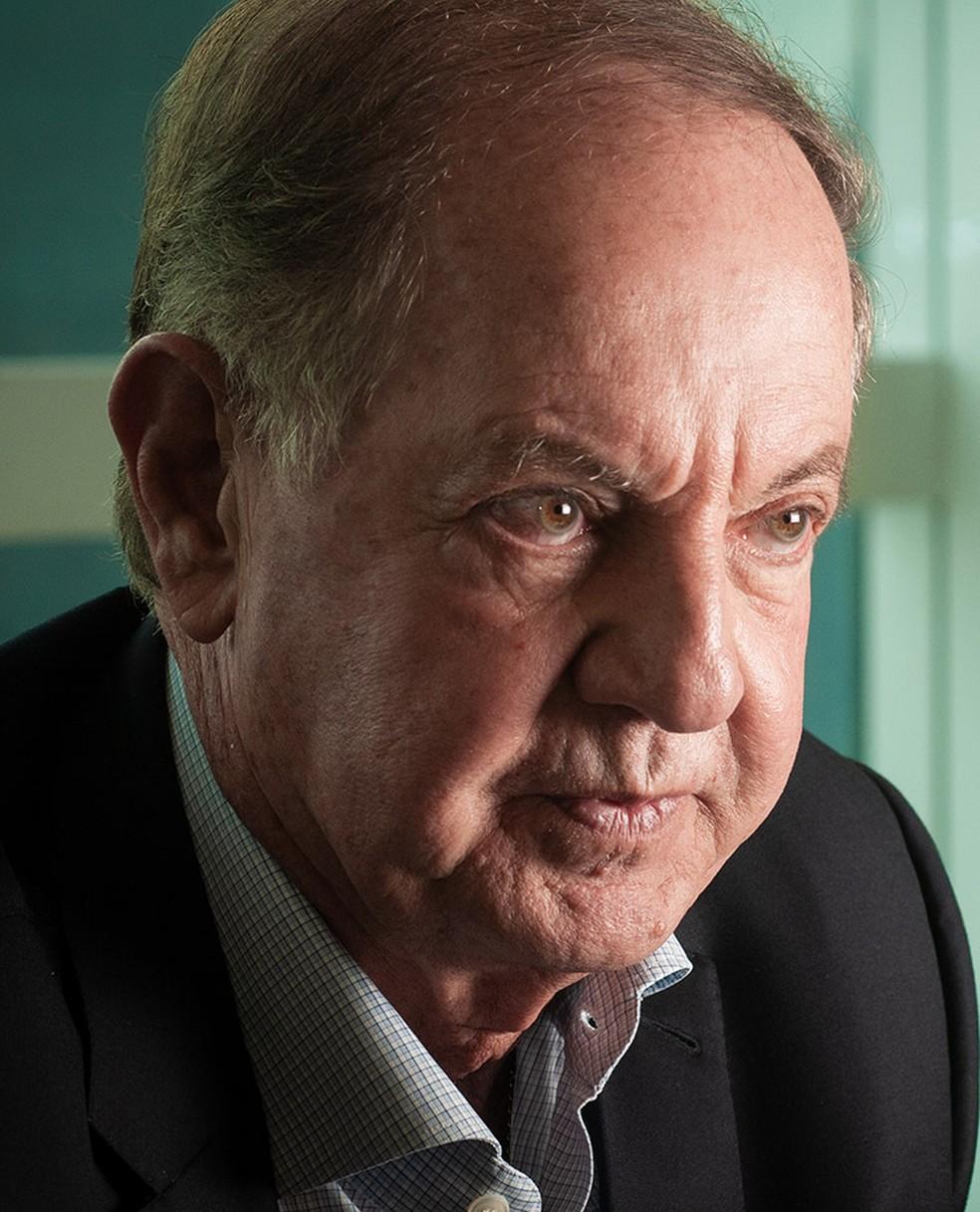 Peres, da Multiplan: isenções a lojistas já somam cerca de R$ 300 milhões — Foto: Ana Paula Paiva/Valor