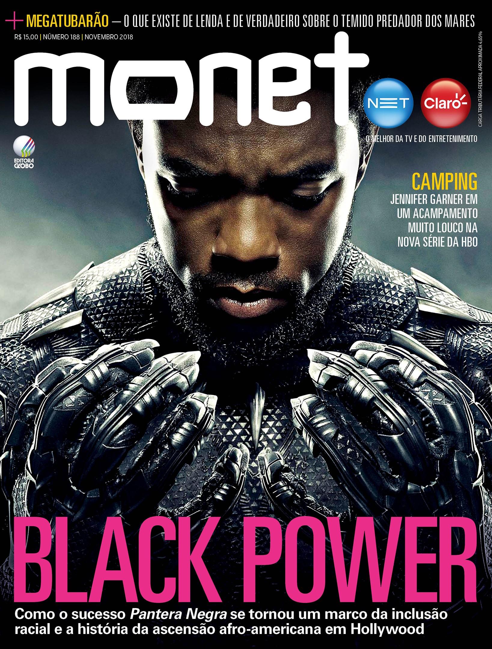 Revista Monet - Edição 188 - Novembro/2018 (Foto: Monet)