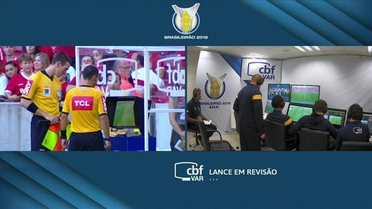 VAR: seis jogos do CSA tiveram interferência direta do árbitro de vídeo no Brasileirão