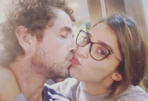 Felipe Andreoli e Rafa Brites (Foto: Reprodução / Instagram)