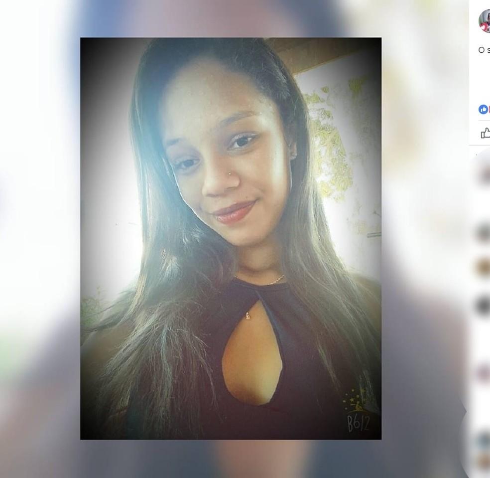 Kesia Leticia França da Silva estava desaparecida desde o dia 8 deste mês ? Foto: Facebook/Reprodução