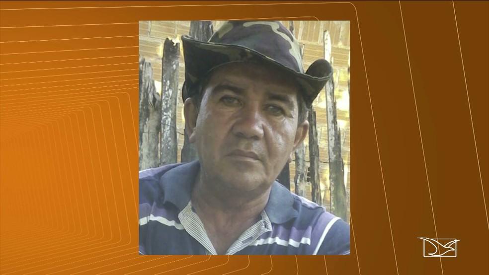 Empresário Henrique Fernando Pinho foi assassinado enquanto fazia caminhada em uma estrada no município de Pindaré-Mirim. (Foto: Reprodução/TV Mirante)