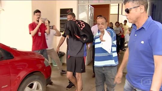 Aluno que matou colegas em Goiás é levado para internação