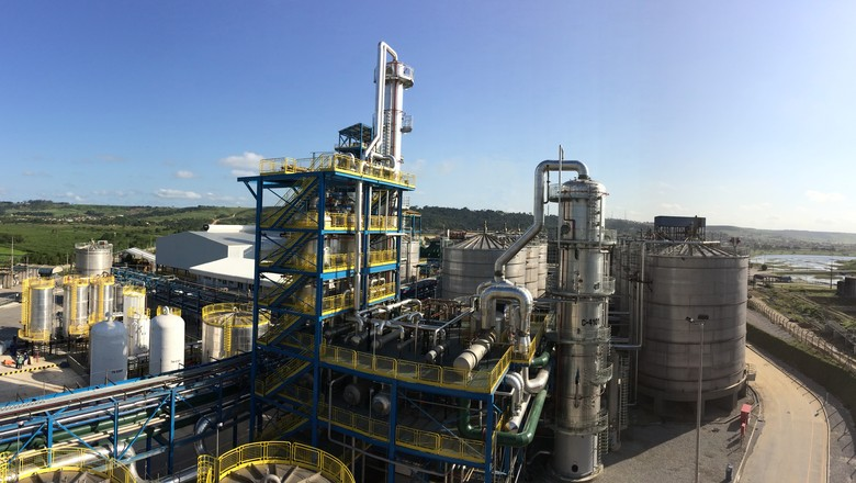 GranBio.Bioflex1.etanolcelulosico (Foto: Divulgação/GranBio)