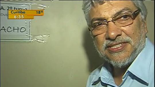 Médico de Curitiba vai fazer teste de paternidade de Fernando Lugo