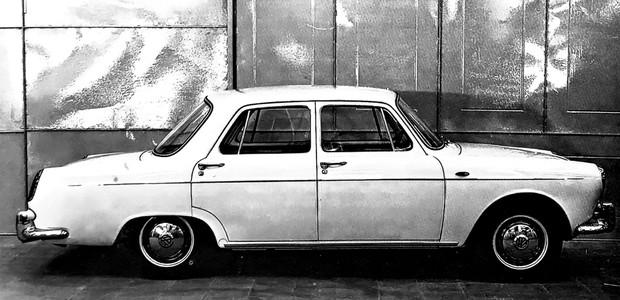 Protótipo do EA 160 (Foto: MIAU Museu da Imprensa Automotiva)