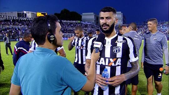 """João Lucas reclama do tempo de preparação para partida: """"Em seis dias, três jogos"""""""