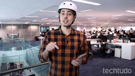 Motorola One Action em ação! Veja o primeiro celular com câmera estilo GoPro