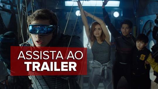 'Jogador Nº 1' e 'Uma Dobra no Tempo' estreiam nos cinemas da Paraíba