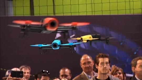 Pelo Mundo: uso de drones tem regras rígidas na Coreia do Sul