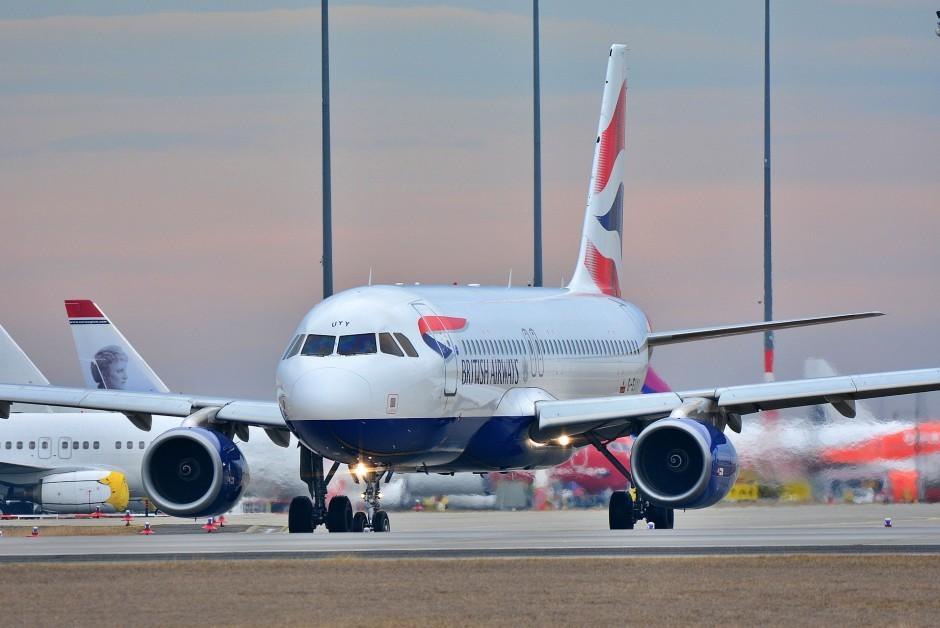 Avião British Airways (Foto: Pixabay)