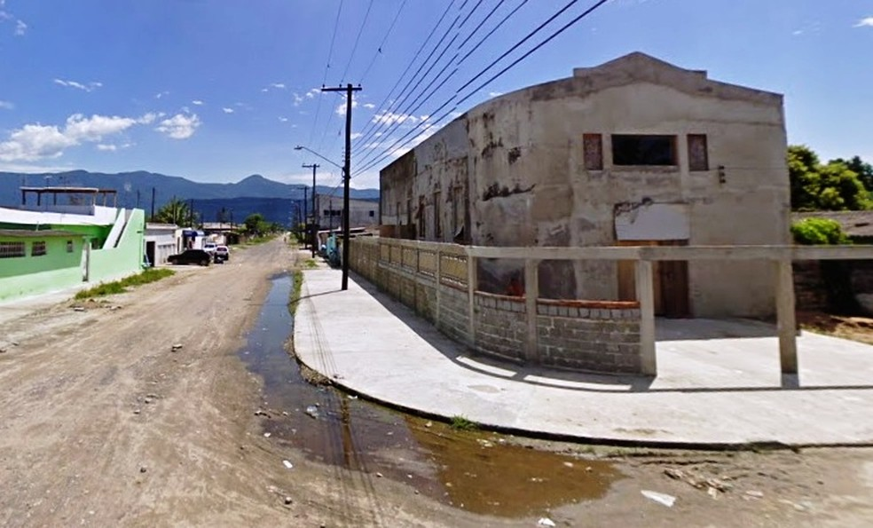 Caso ocorreu dentro de imóvel abandonado no bairro Ribeirópolis (Foto: Reprodução)