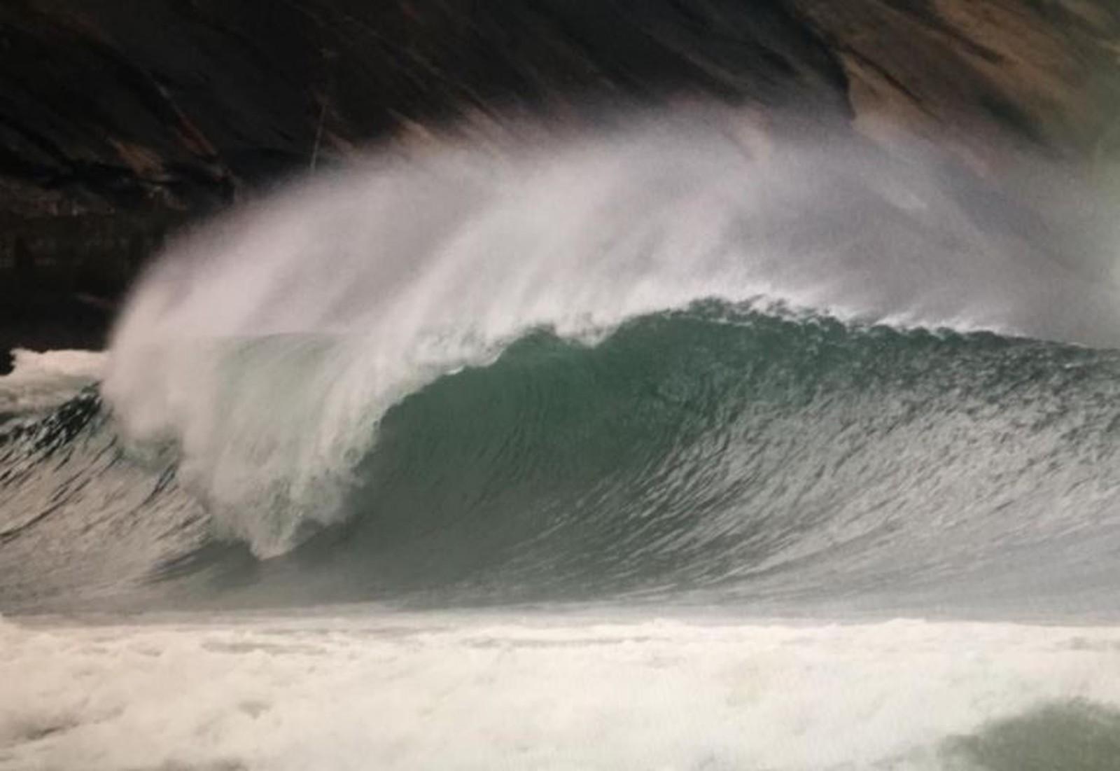 Marinha emite alerta de vento de mais de 70 km/h no litoral norte de SP - Notícias - Plantão Diário