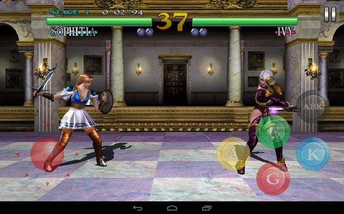 Clássico do Dreamcast foi convertido para Android (Foto: Divulgação)