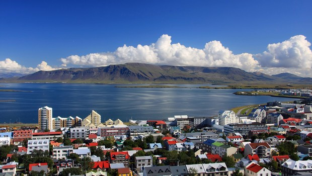Reykjavík, Islândia (Foto: Thinkstock)