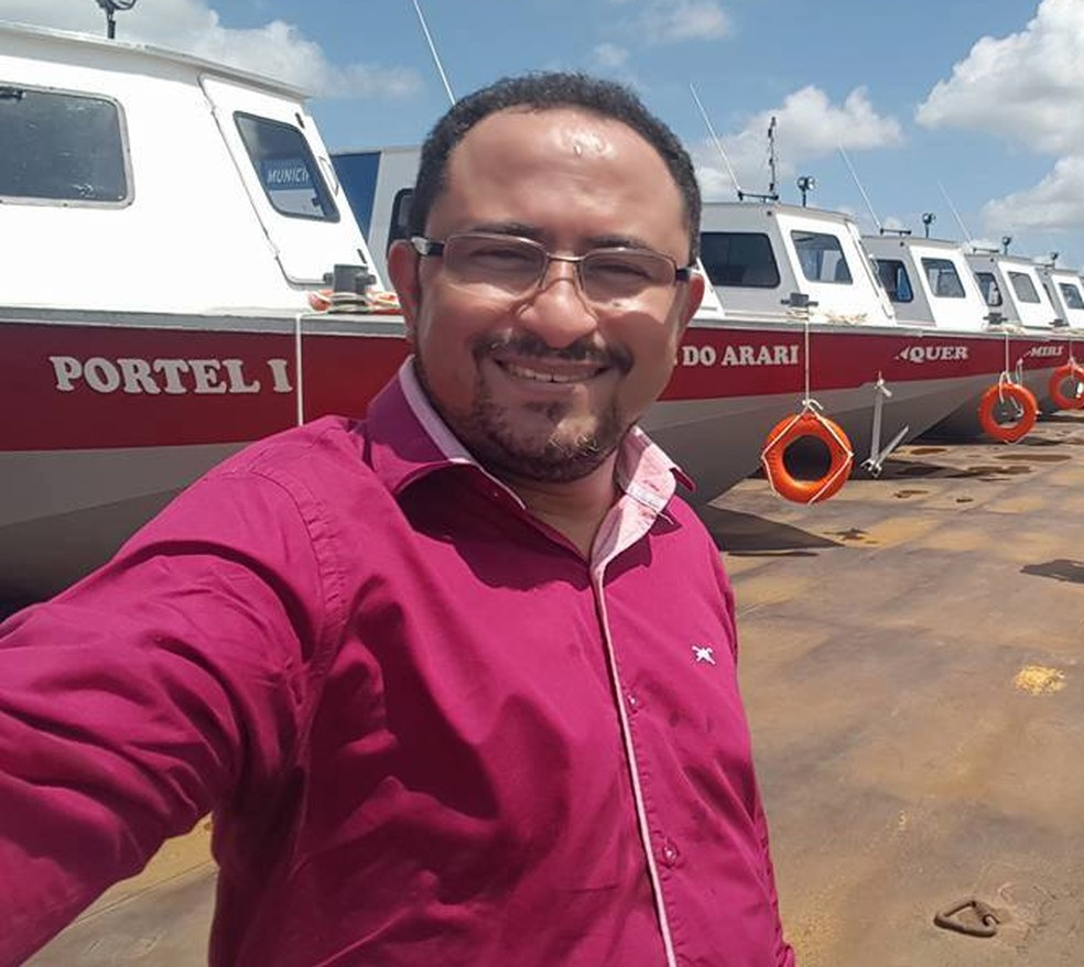 Prefeito de Muaná, Murilo Guimarães (PR), volta a ser cassado, desta vez pela Justiça do Pará. (Foto: Reprodução / Prefeitura Municipal de Muaná)