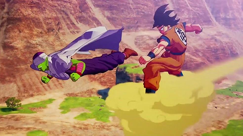 Dragon Ball Z Kakarot Mostra Batalhas E Missões Inéditas Em