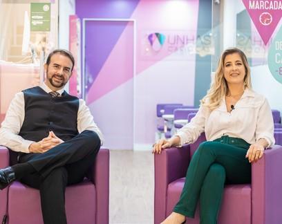 Casal investe em rede especializada em esmalteria e fatura R$ 7,5 milhões em 2020