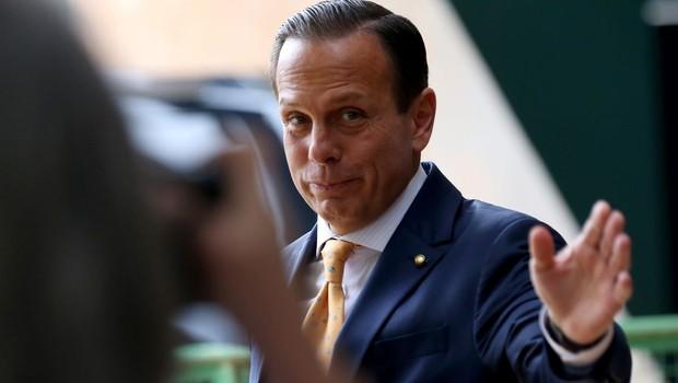 João Doria (PSDB), governador de São Paulo (Foto:  Wilson Dias/Agência Brasil)
