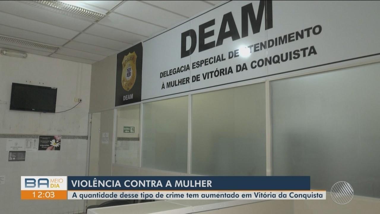 Crimes de feminicídio aumentam no município de Vitória da Conquista
