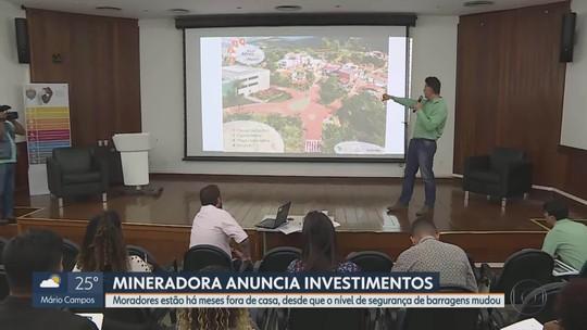 Vale anuncia R$ 190 milhões em investimentos em Barão de Cocais, Itabirito e Macacos