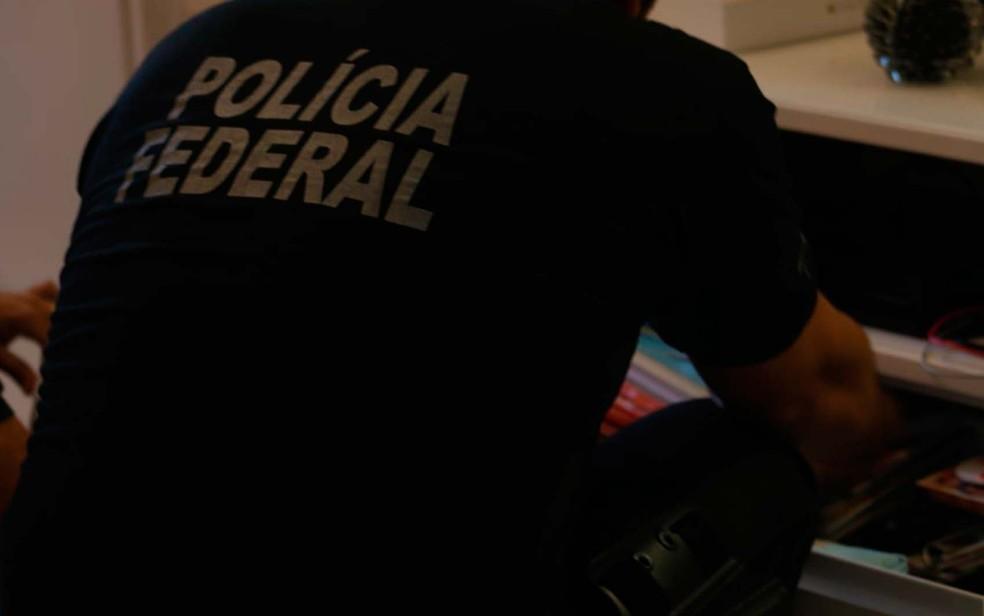 Operação contra fraude a licitações e desvio de recursos públicos é deflagrada em cidades da Bahia (Foto: Divulgação/Polícia Federal)