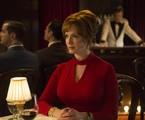 Christina Hendricks em 'Mad men'   Reprodução