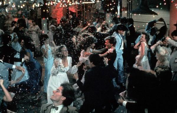 Kevin Bacon e Lori Singer em Footloose: Ritmo Louco (Foto: Divulgação)