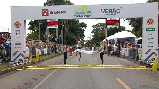 É hexa! Giovani dos Santos vence a Volta Internacional da Pampulha pelo sexto ano