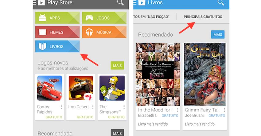d159b67898e3 Aprenda a baixar livros grátis no Google Play | Dicas e Tutoriais | TechTudo