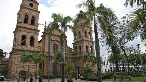 Santa Cruz de La Sierra, na Bolívia, é um dos pontos mais procurados por brasileiros por cirurgias (Foto: GETTY IMAGES/BBC)